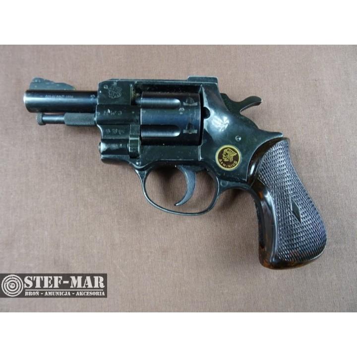 Pistolet centralny zaplon Arminius (Weihrauch) , kal. .32 S&W [G280]
