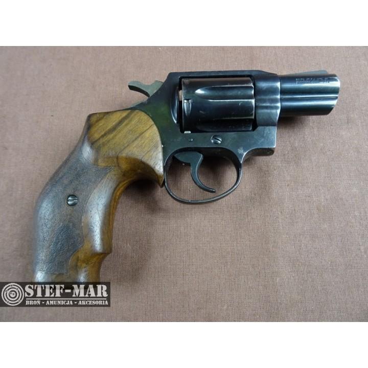 Rewolwer centralny zaplon Colt Detective, kal. .38 SP [G261]