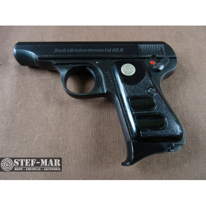 Pistolet boczny zaplon Galesi 503, kal. .22 Long Rifle [Z516]