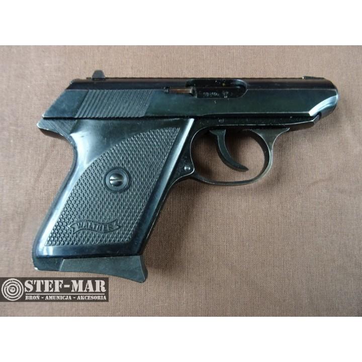 Pistolet centralny zaplon Walther TPH, kal. 6,35mm [C919]