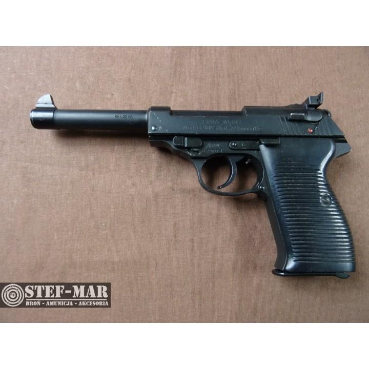 Pistolet boczny zaplon Erma Werke EP882-S, kal. .22 Long Rifle [Z611]