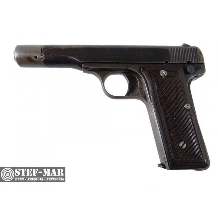Pistolet centralny zaplon FN Browning, kal. 7,65 BR [C1066]
