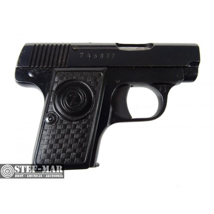 Pistolet centralny zaplon CZ Z, kal. 6,35mm [C1074]