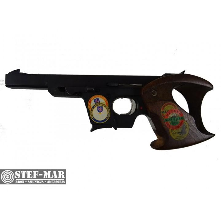 Pistolet boczny zaplon Walther OSP, kal. .22 Short [Z677]
