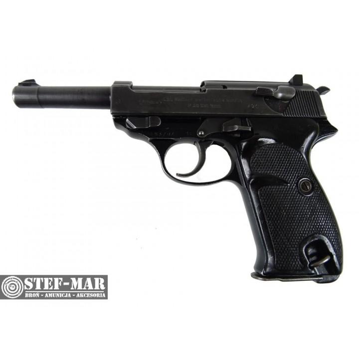 Pistolet centralny zaplon Walther P38, kal. 9x19mm [C1112]