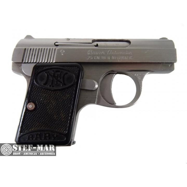 Pistolet centralny zaplon Bamer Corp, kal. 6,35mm [C609]