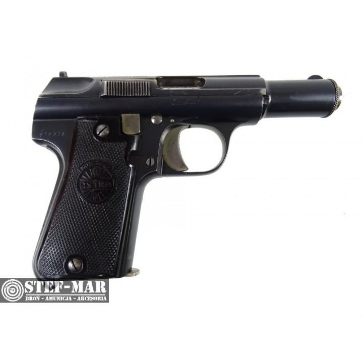 Pistolet centralny zaplon Astra-Unceta y Cia SA 3000, kal. 7,65 BR [C1014]