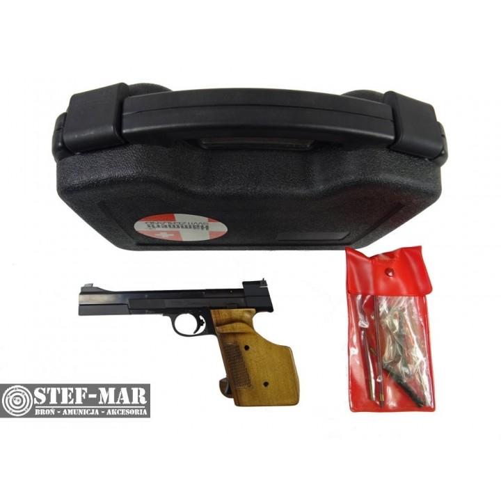 Pistolet boczny zaplon Hämmerli International, kal. .22 Long Rifle [Z590]