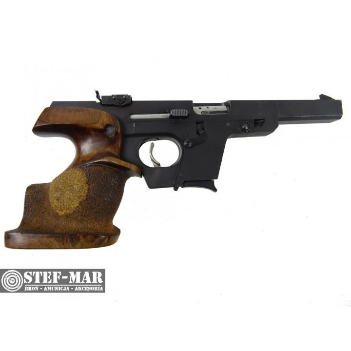 Pistolet boczny zaplon Walther GSP, kal. .22 Long Rifle [Z589]