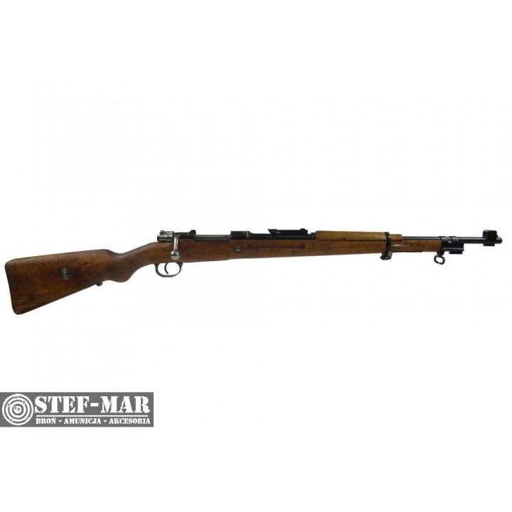 Karabin centralny zapłon FN K98 M1935, kal. 7,65 Arg. [R638]