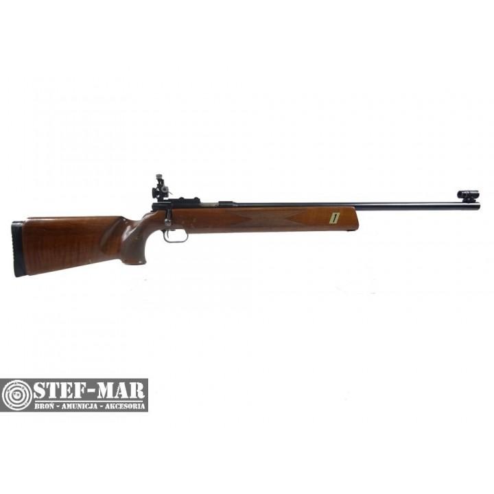 KBKS karabinek sportowy Anschütz J.G. Model 54, kal. .22 Long Rifle [S864]