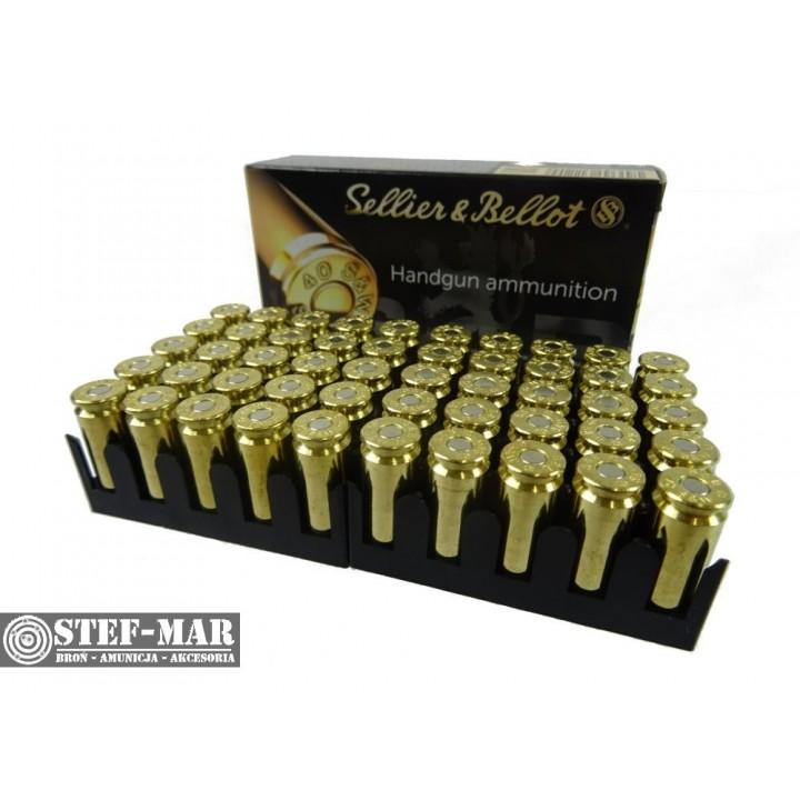 Amunicja Sellier & Bellot .40 S&W (50 szt.)