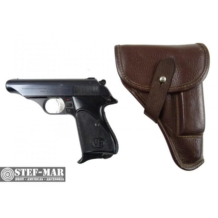 Pistolet centralny zaplon Bernardelli Mod. 60, kal. 7,65 BR [C1038]