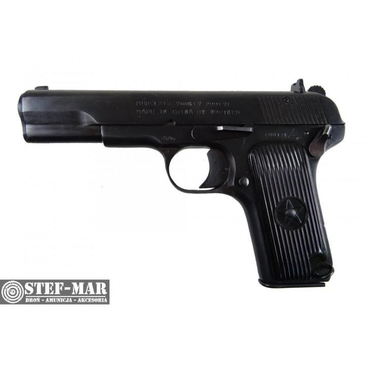Pistolet centralny zaplon Norinco 213, kal. 9mm Luger [C1107]