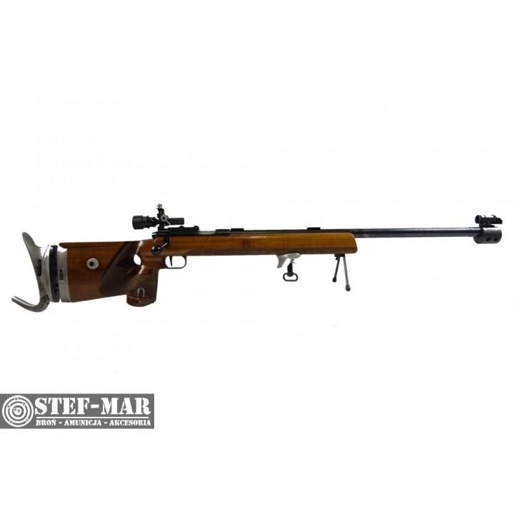 KBKS karabinek sportowy Anschütz J.G. Match 54, kal. .22 Long Rifle [S870]