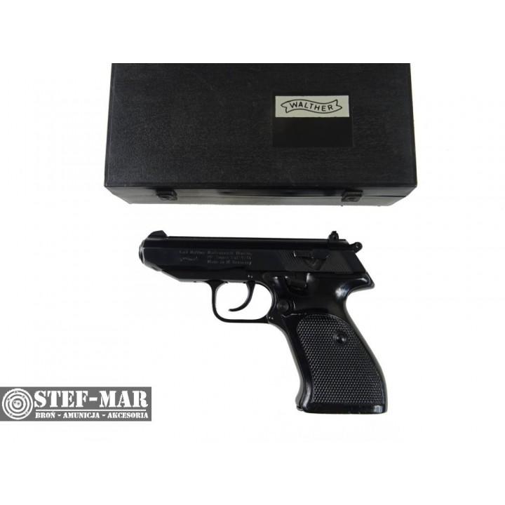 Pistolet centralny zaplon Walther PP-Super, kal. 9x18mm [C1104]