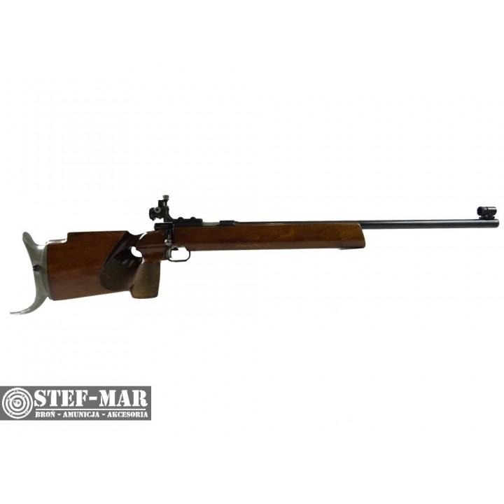 KBKS karabinek sportowy Anschütz J.G. Match 54, kal. .22 Long Rifle [S881]