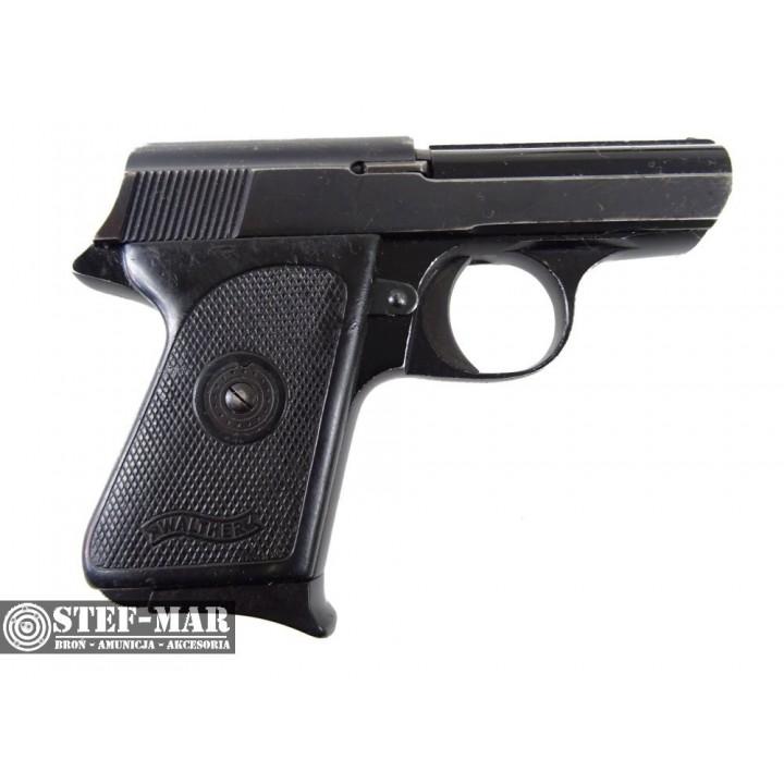 Pistolet centralny zapłon Walther TP, kal. 6.35mm [C895]