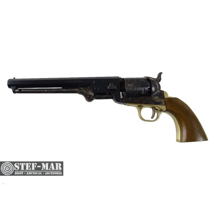 Rewolwer czarnoprochowy Euroarms Brescia, kal. .36mm [T280]