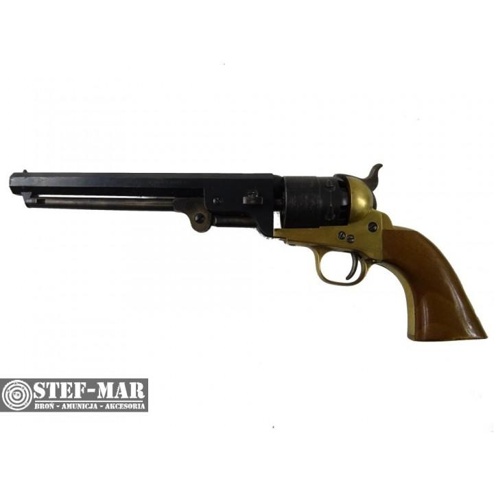 Rewolwer czarnoprochowy Euroarms , kal. .44mm [T198]