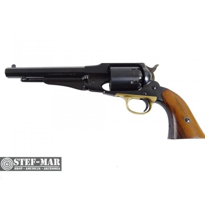 Rewolwer czarnoprochowy A.Uberti & Gardone Model 1858, kal. .36mm [T84]