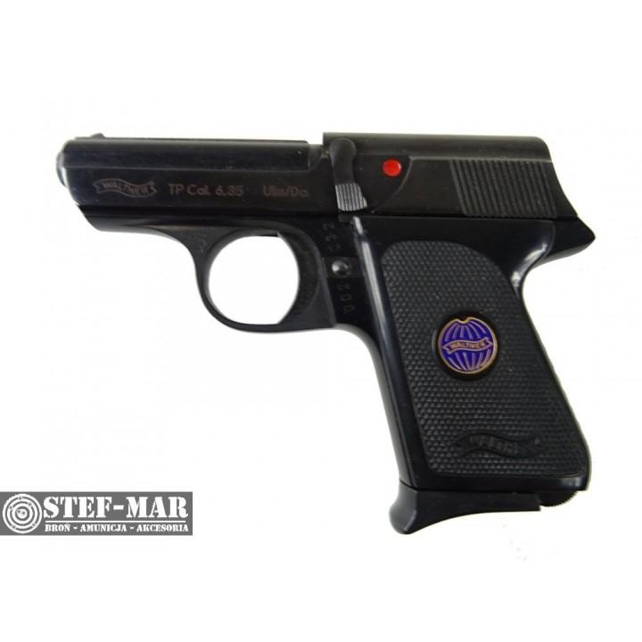 Pistolet centralny zapłon Walther TP, kal. 6.35mm [C1085]