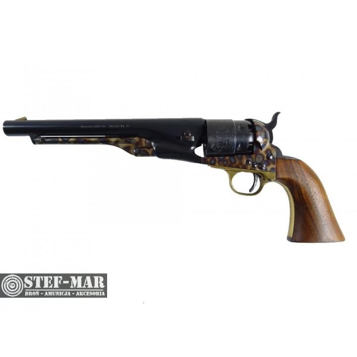 Rewolwer czarnoprochowy Hege-Uberti Model 1860, kal. .44mm [T241]