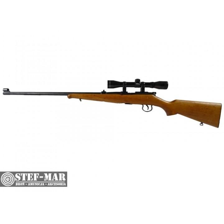 KBKS karabinek sportowy CZ Brno 1, kal. .22 Long Rifle [S676]