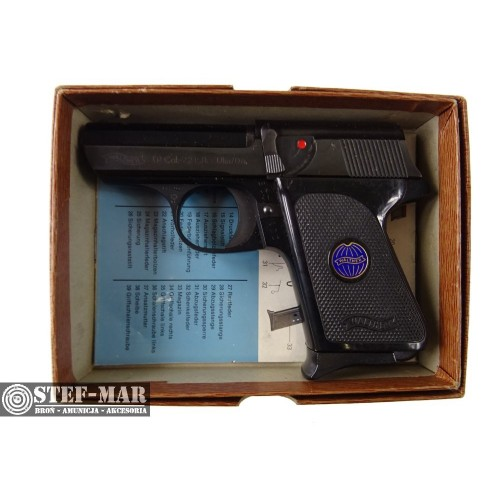 Pistolet Walther TP [Z644]